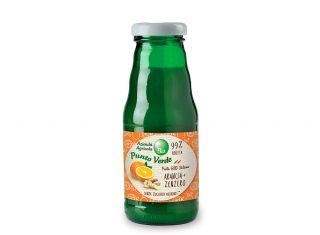 Bevanda BIO arancia + zenzero
