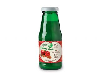 Bevanda BIO mela + cannella
