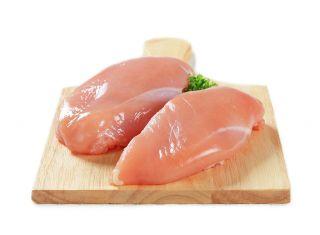 Bistecche di petto di pollo