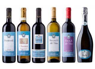 Box Degustazione Vini Misti Fiorentini Vini