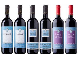 Box Degustazione Vini Rossi Fiorentini Vini