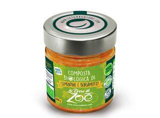 Composta di Clementine al Bergamotto