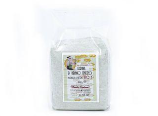 Farina di grano tenero tipo 1