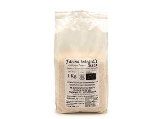 Farina di grano tenero tipo integrale