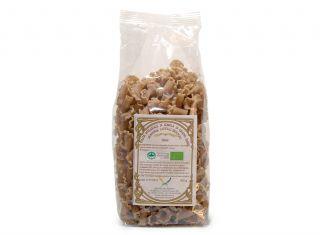 Fiori integrali di semola di grano duro Senatore Cappelli macinato a pietra