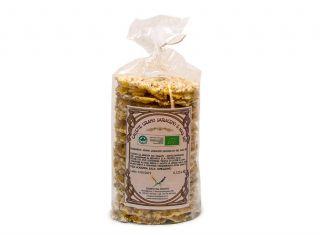 Gallette di grano saraceno e mais