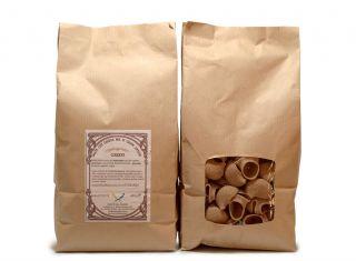 Gobboni integrali con farina Mix grani antichi tipo 2 macinati a pietra