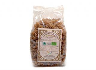 Margherite integrali di semola di grano duro Senatore Cappelli macinato a pietra