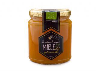 Miele di girasole biologico