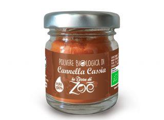 Polvere di Cannella Cassia Bio