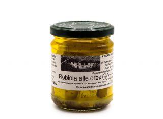 Robiola alle erbe