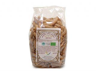 Sedanini integrali con farina Mix grani antichi tipo 2 macinati a pietra