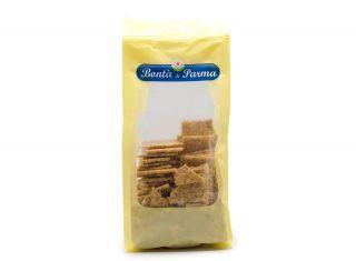 Tutta Gròssta - Crackers con olio extravergine d'oliva