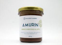 Amurin - crema spalmabile di nocciole
